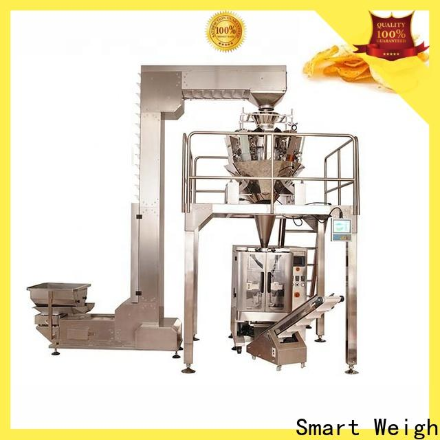 Smart Weigh latest packing equipment with cheap price for food labeling