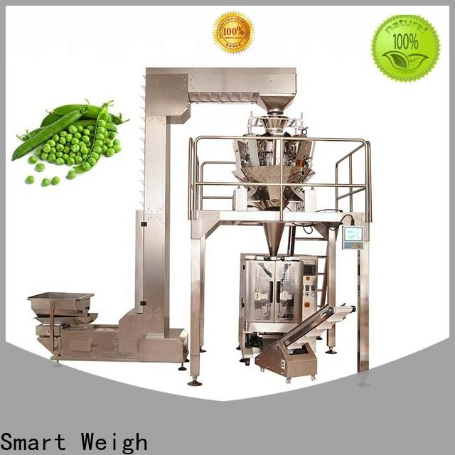 safety ffs packing machine combined with good price for foof handling