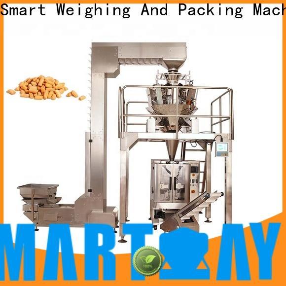 Smart Weigh skin pack machine in bulk for foof handling
