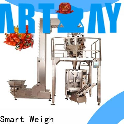 Smart Weigh edible cosmetic filling machine factory price for food packing