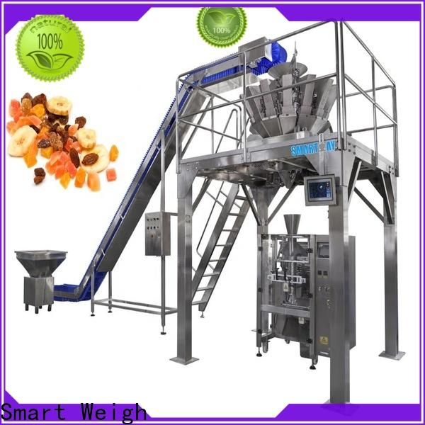 Smart Weigh auger carton packaging machine China manufacturer for food packing