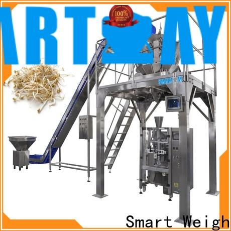 Smart Weigh best-selling oil filling machine customization for foof handling
