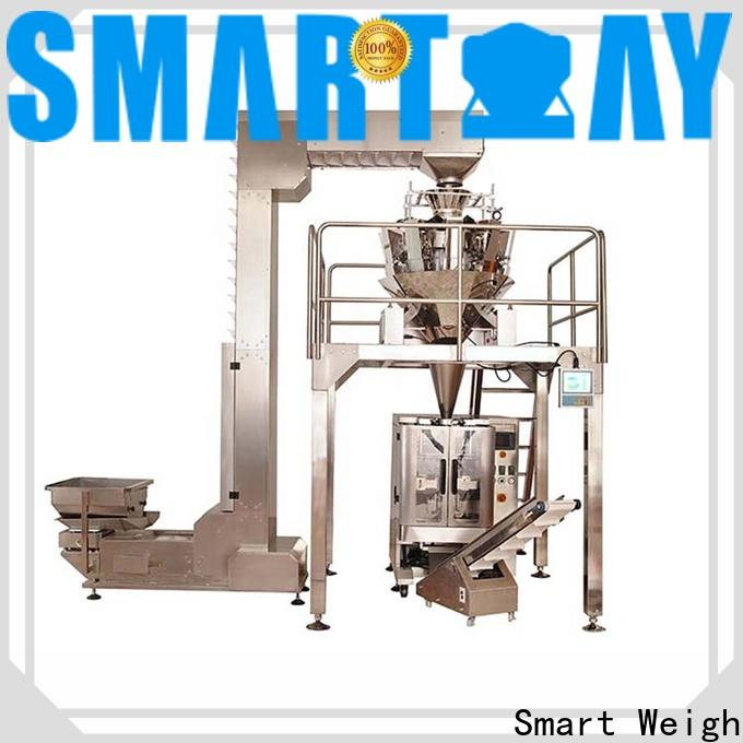 Smart Weigh speed rotary packing machine company for food labeling