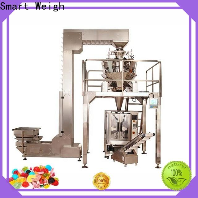 eco-friendly vegetable packing machine weight manufacturers for food packing