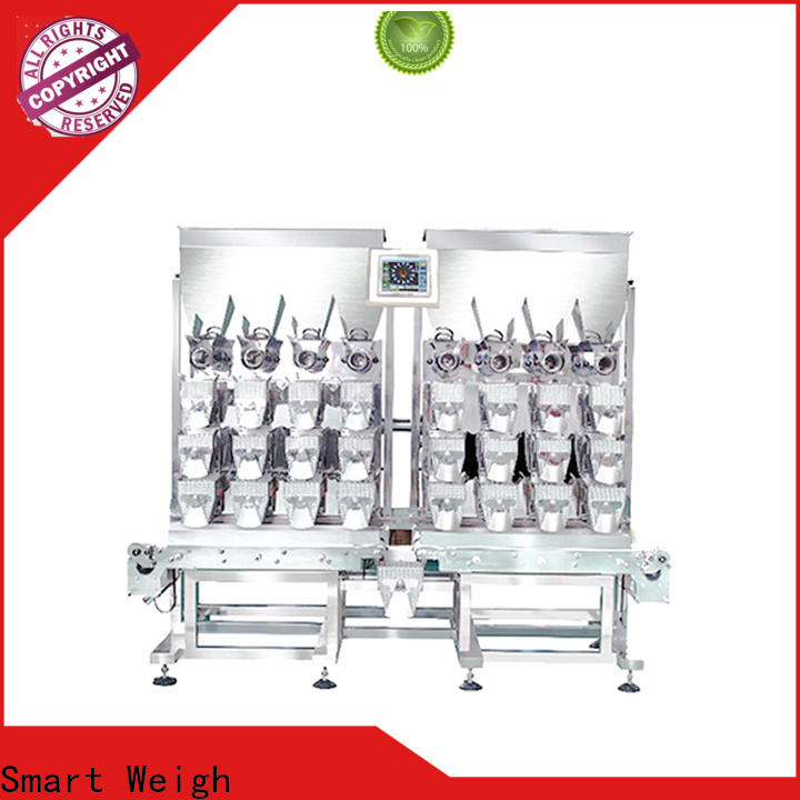 Smart Weigh advanced shampoo packaging machine with cheap price for food weighing