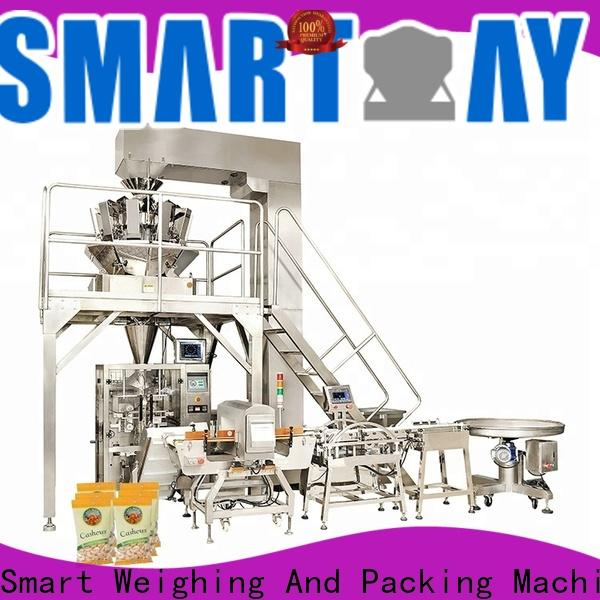 Smart Weigh salad automatic packing machine manufacturers factory price for food packing