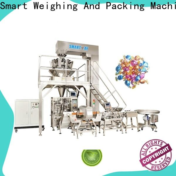 Smart Weigh best automatic vertical packing machine factory for salad packing