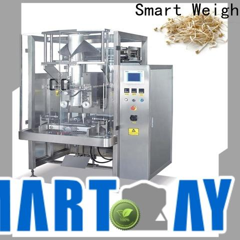 Smart Weigh swpl4 vertical form fill and seal machines supply for salad packing