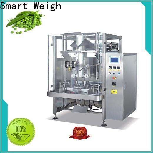 vertical form fill seal machine automatic supply for chips packing