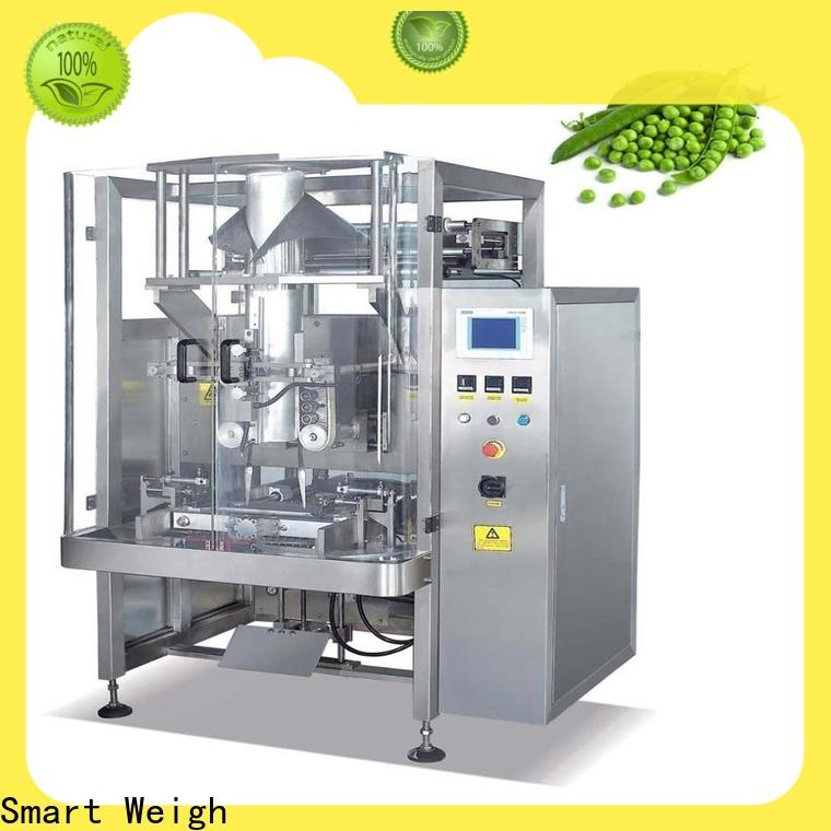 pouch packing machine peanut supply for meat packing