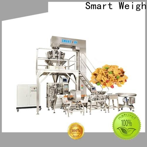 Smart Weigh vertical packaging machine supply for chips packing