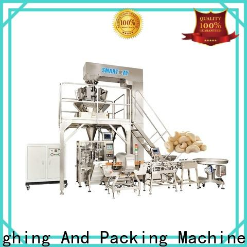 Smart Weigh powder automatic vertical packing machine factory for frozen food packing