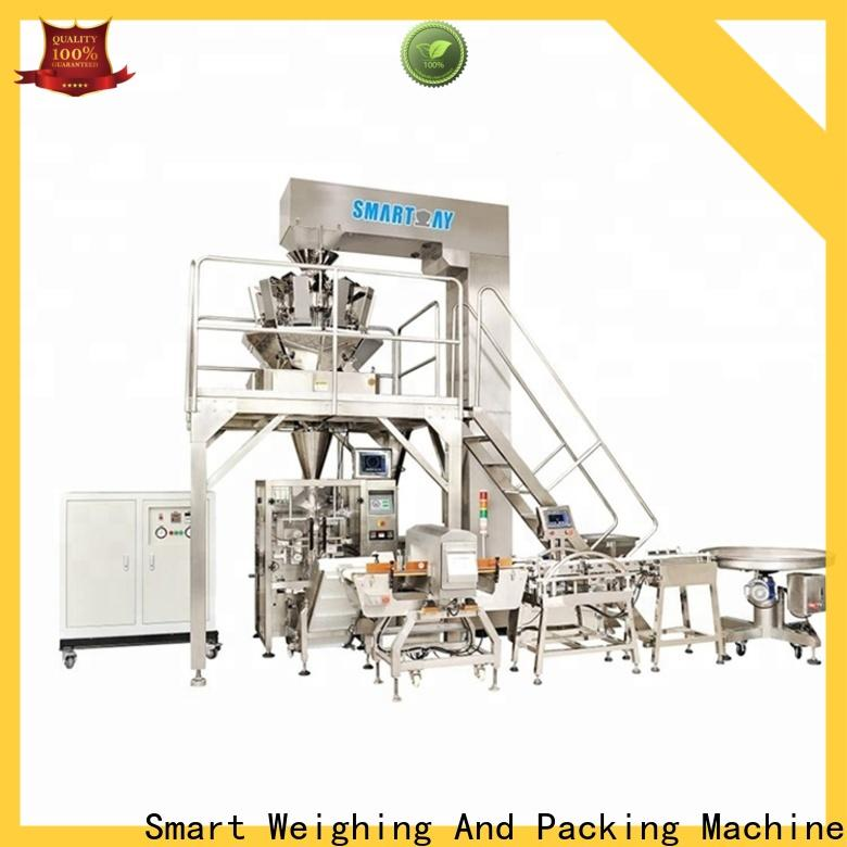 Smart Weigh potato vertical pouch packing machine for business for chips packing
