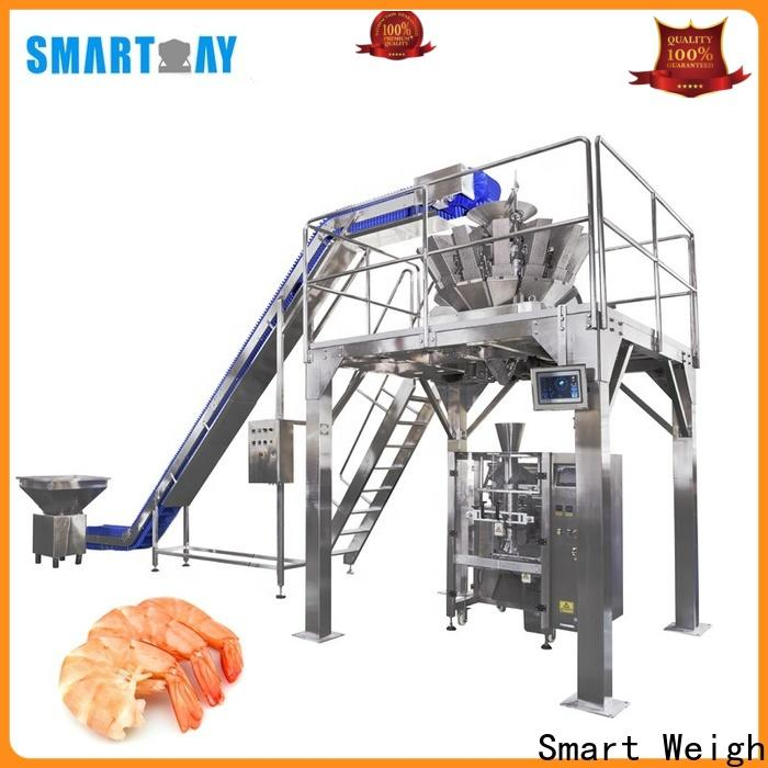 Smart Weigh new automatic vertical packing machine supply for food packing