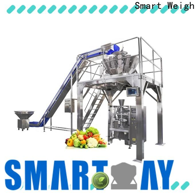 Smart Weigh quantitative automatic vertical packing machine manufacturers for chips packing