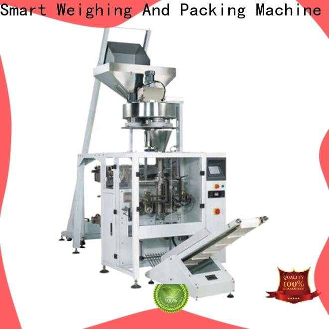 Smart Weigh machinery vertical filling machine manufacturers for meat packing