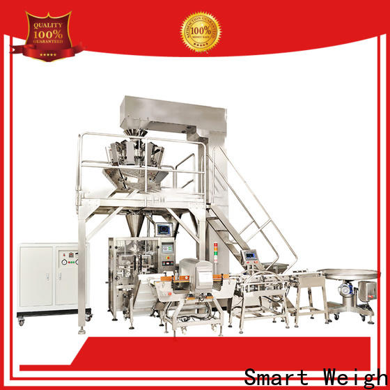 Smart Weigh vertical packaging machine company for food packing