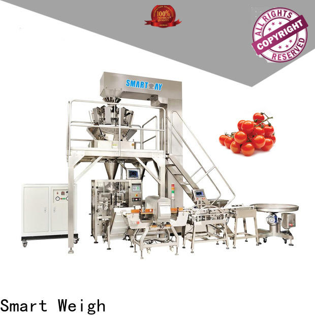Smart Weigh swm10p420 vertical packing machine for business for salad packing