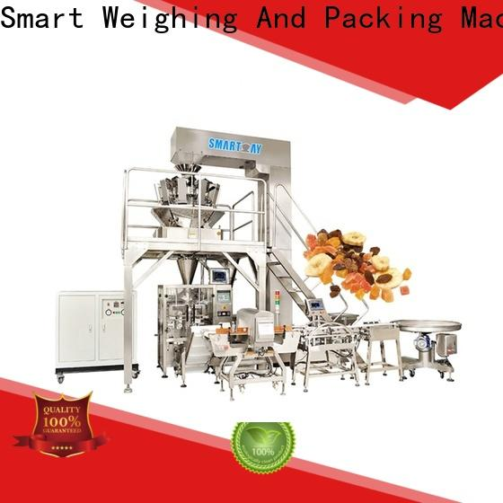Smart Weigh auto pouch packing machine supply for food packing