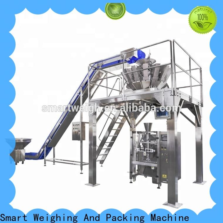 high-quality vertical bagging machine seeds company for food packing