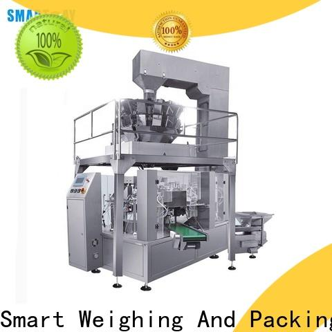 Smart Weigh high-quality chocolate packaging machine manufacturers supply for food weighing