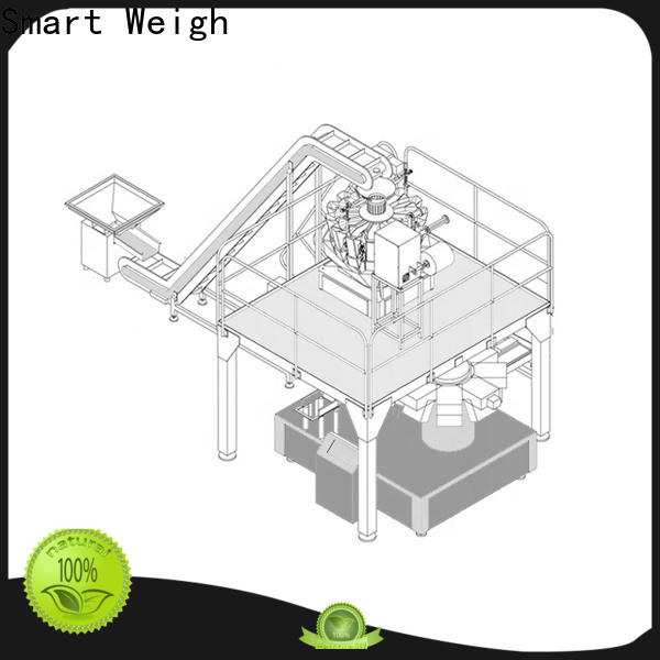 Smart Weigh nuts manufacturers for food weighing