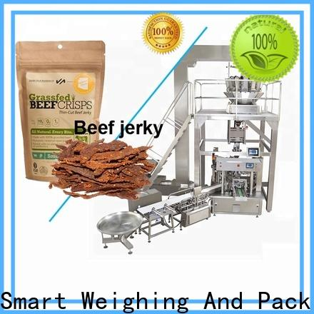 Smart Weigh top multi-function packaging machine company for food packing