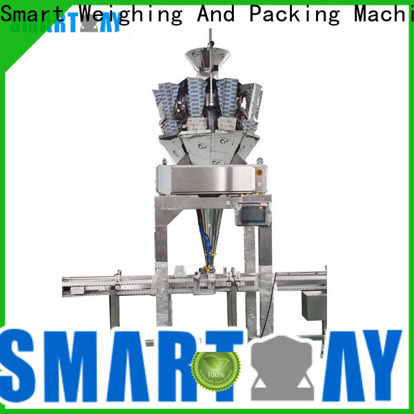 Smart Weigh new automatic bottle filling machine company for food weighing