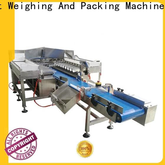 Smart Weigh fillet multihead weigher company for food packing