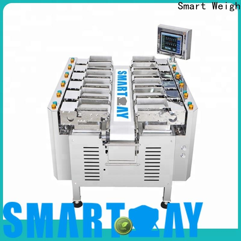adjustable weigher machine filletseafood free design for food weighing