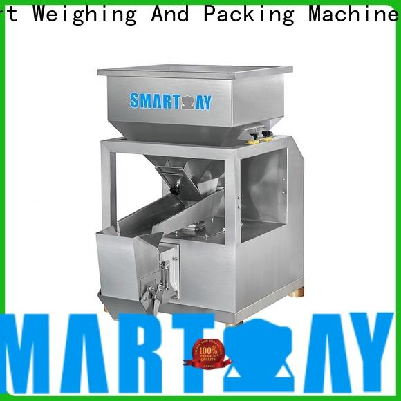 Smart Weigh accurate weigher machine free design for food packing