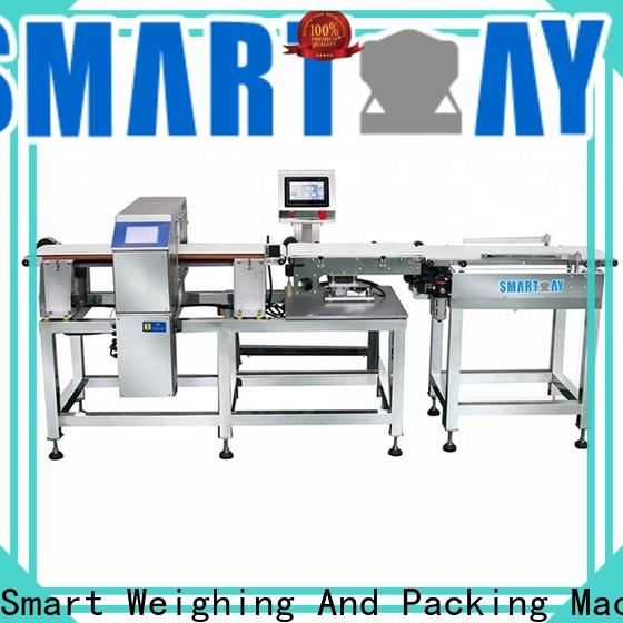 new checkweigher scale line inquire now for foof handling