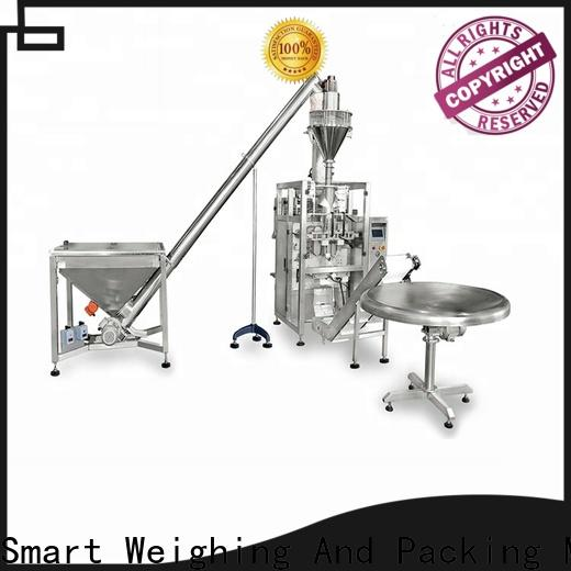 Smart Weigh automatic automatic spices powdering machine manufacturers for meat packing