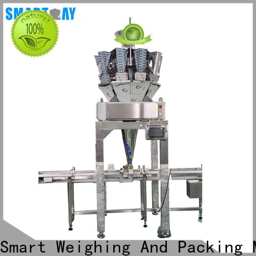 top vertical vacuum packaging machine quad for food packing
