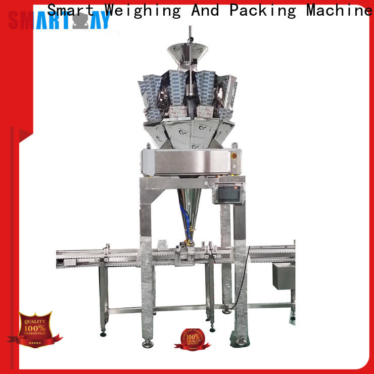 Smart Weigh production vertical bagging machine company for frozen food packing