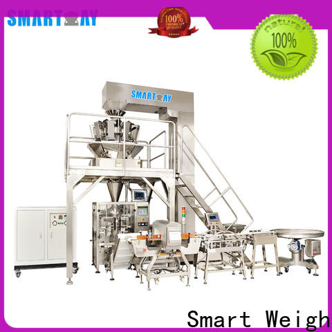 Smart Weigh chipspet vertical vacuum packaging machine manufacturers for meat packing