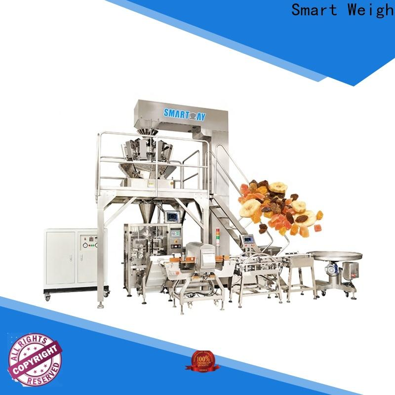 Smart Weigh price vertical filling machine for food packing