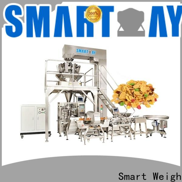 Smart Weigh linebag vertical form fill and seal machines manufacturers for meat packing