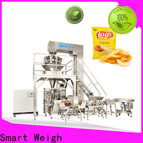 Smart Weigh candy vffs packaging machine supply for chips packing