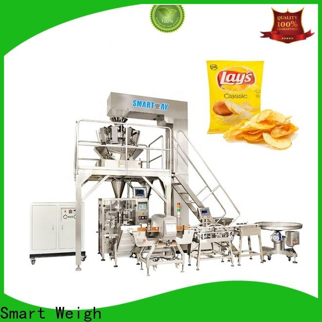 Smart Weigh pack 5l seal packing machine manufacturers for frozen food packing