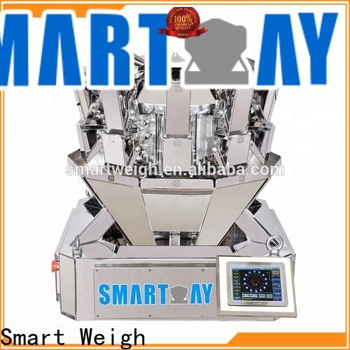 Smart Weigh pack ishida multihead weigher supply for foof handling