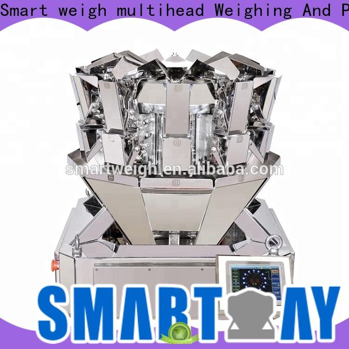 Smart Weigh pack smart high dream multihead weigher for food packing