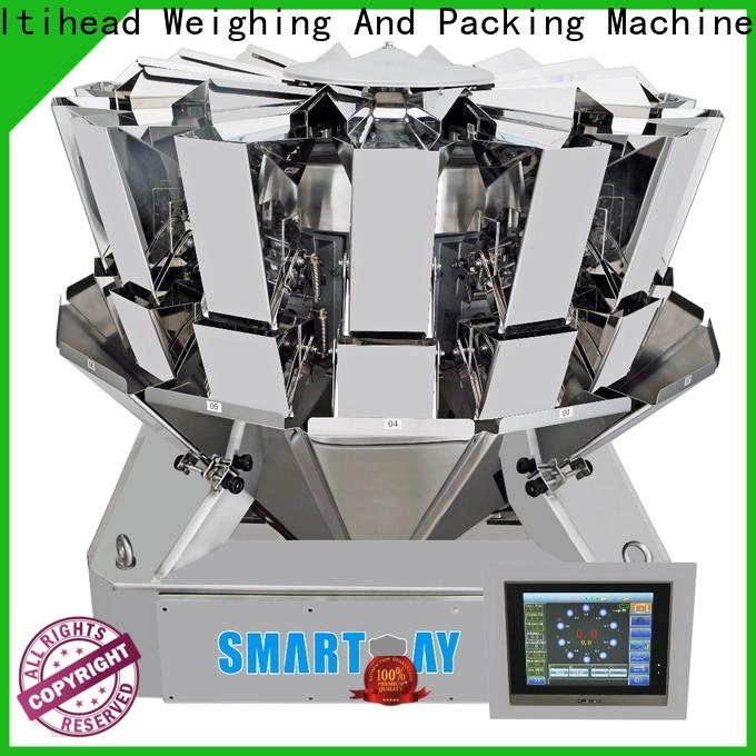 Smart Weigh pack speed from China for food packing