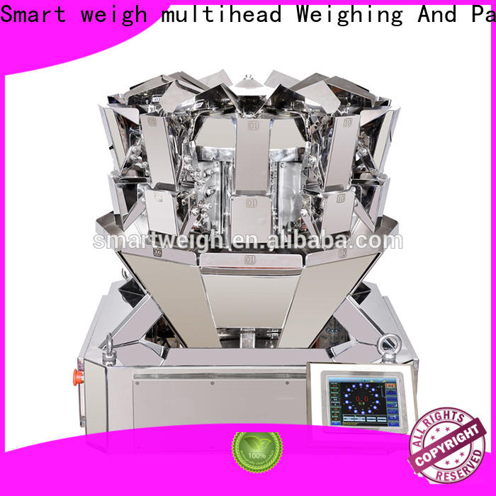 top multihead weigher packing machine mini factory price for food packing