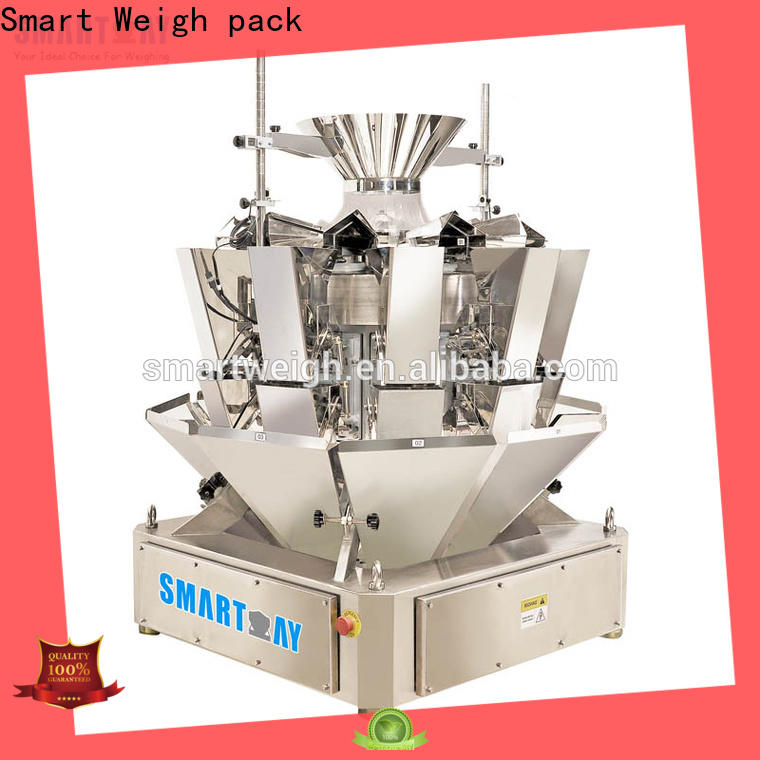 Smart Weigh pack small multipond weigher with good price for food weighing