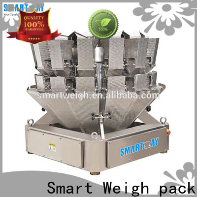 Smart Weigh pack new multihead for-sale for food packing