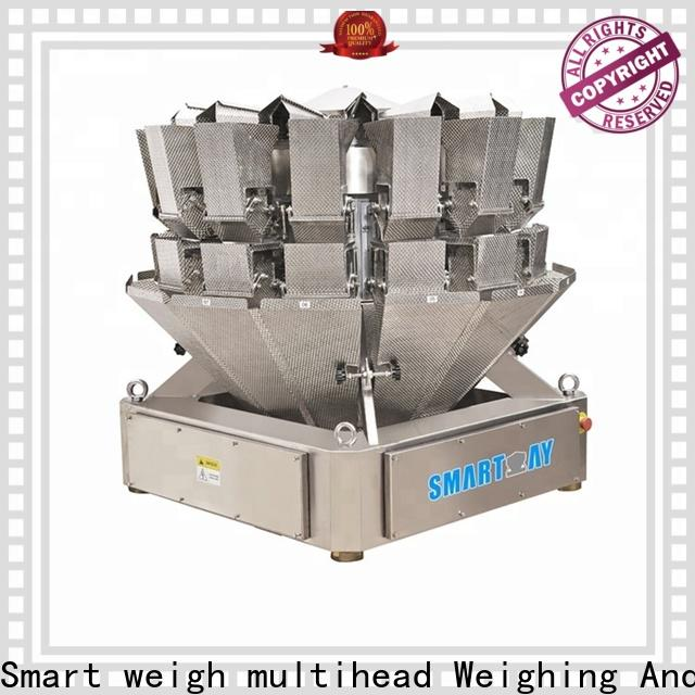 Smart Weigh pack top multihead weigher made in china order now for food packing