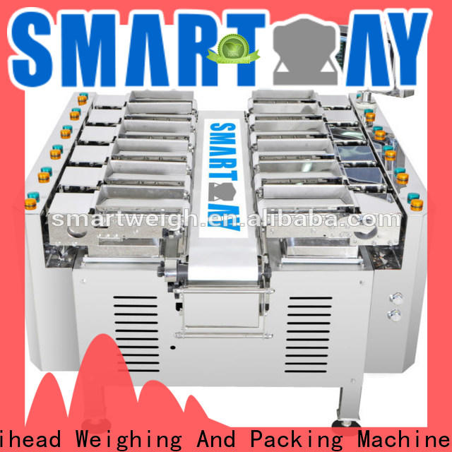 Smart Weigh pack top automatic weighing factory for food packing