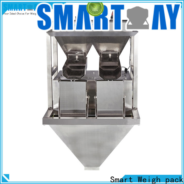 Smart Weigh pack filling pouch filling machine from China for food weighing