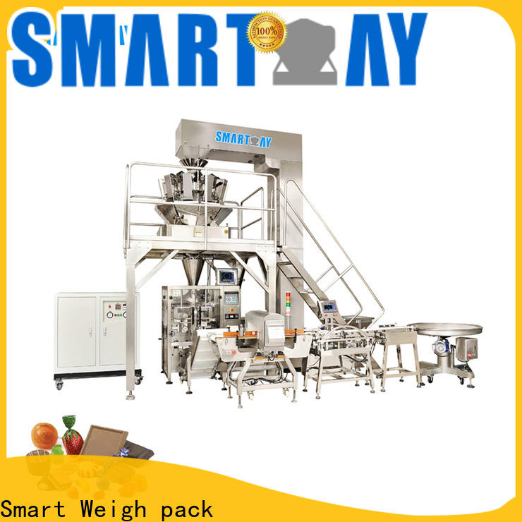 Smart Weigh pack grams best packing machine for business for food packing